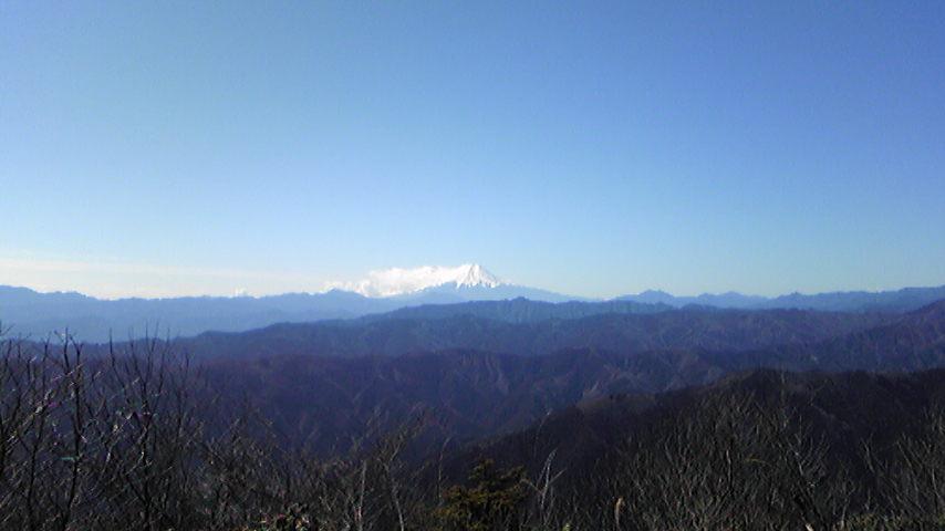 大岳山(モブログ)